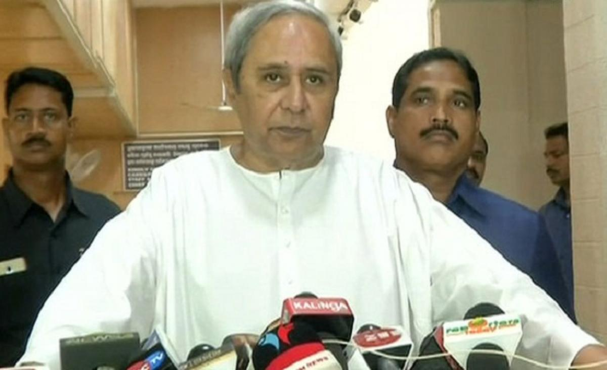 Vajpayee critical: Recalling old days, Naveen Patnaik gets emotional
