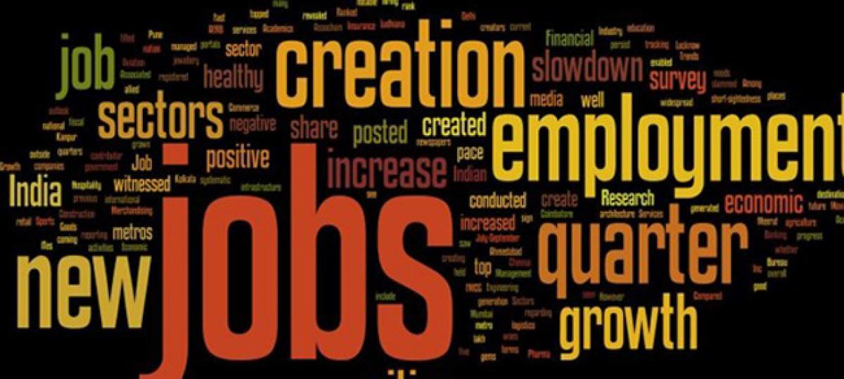 Data fuzzy on job creation