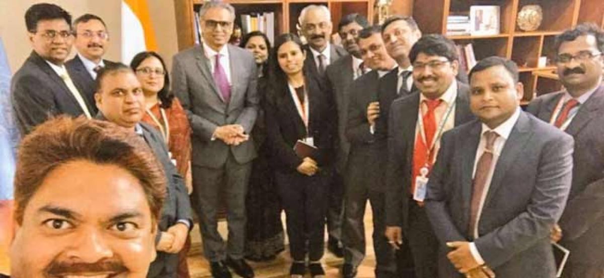 After massive victory at UN, top envoy says it reflects