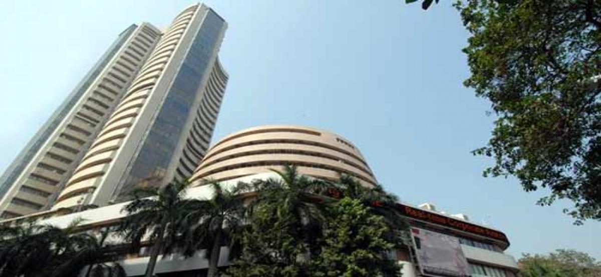 Sensex rises over 150 pts; Nifty hits 11,300