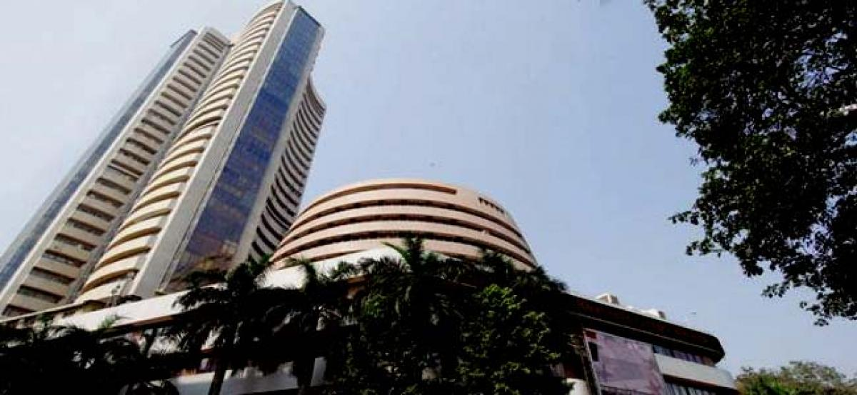 Sensex, Nifty rally on robust GDP data, rupee recovery