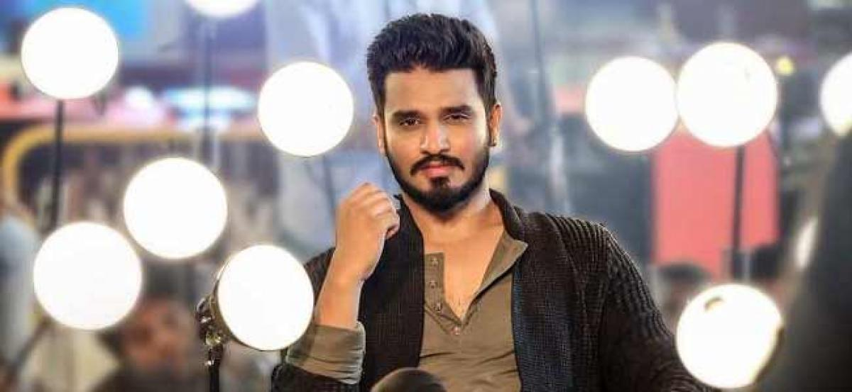 Nikhil is back with a surprising look