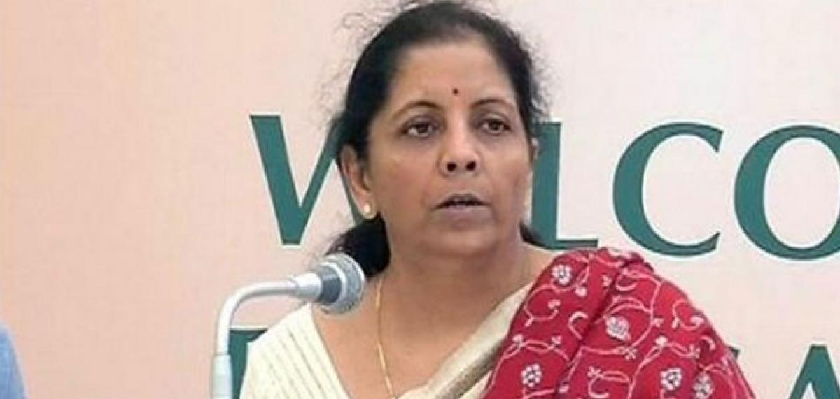 The govt had taken steps to reform the Army in a planned manner: Nirmala Sitharaman