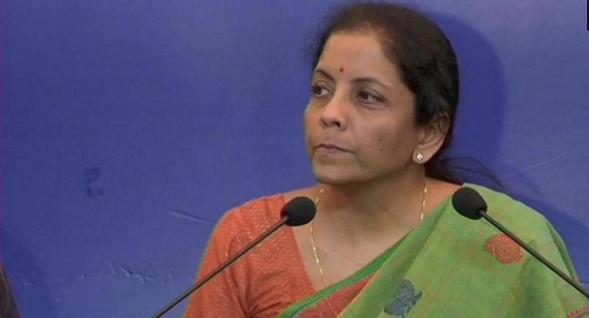 NDA govt got Rafale jets at 9 per cent cheaper rate than UPA deal: Sitharaman