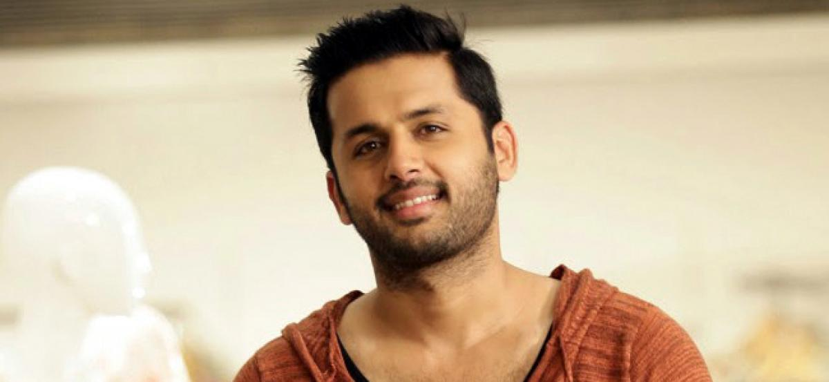 Nithiin Quits Film Production Temporarily