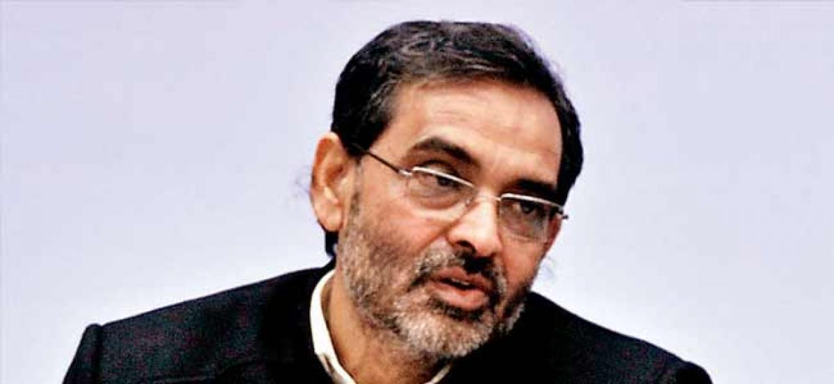 Not respectable, says NDA ally Kushwaha on seat sharing for LS election