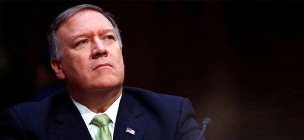Mike Pompeo in Pyongyang to seek concrete nuclear commitments