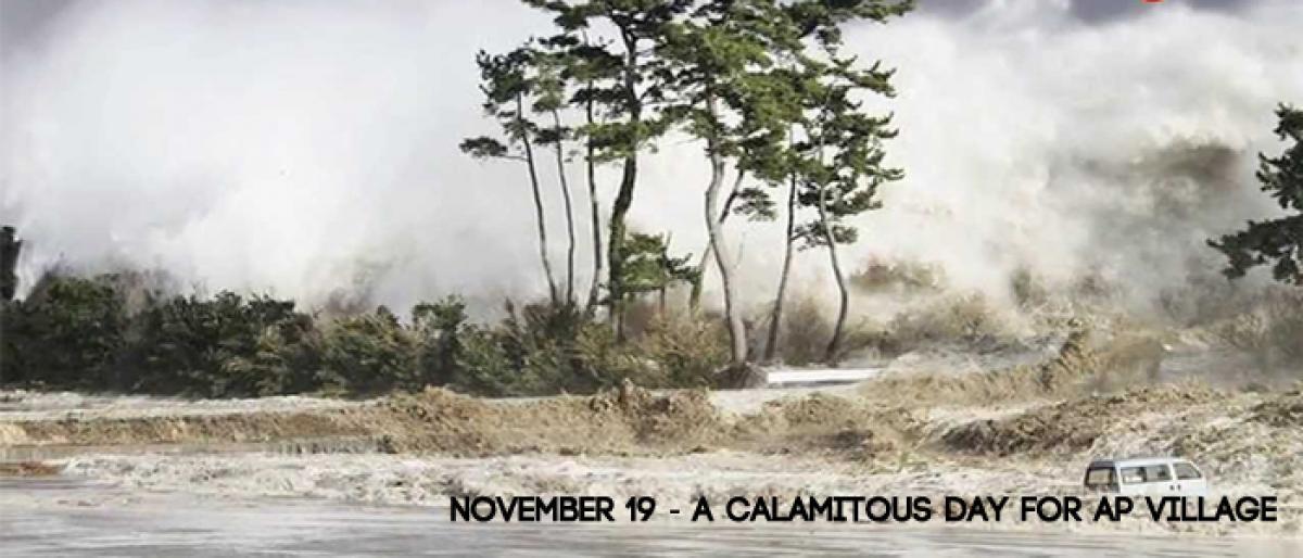 November 19 - A Calamitous Day For AP Village