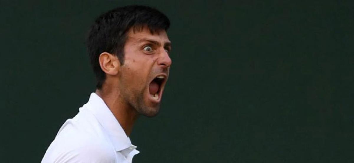 Angry Novak Djokovic critical of Wimbledon centre court hecklers