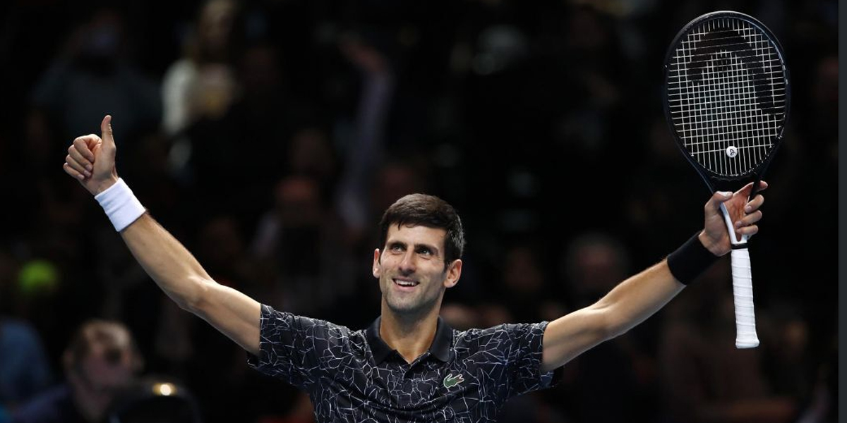 Resurgent Djokovic leads the way as old guard stays on top
