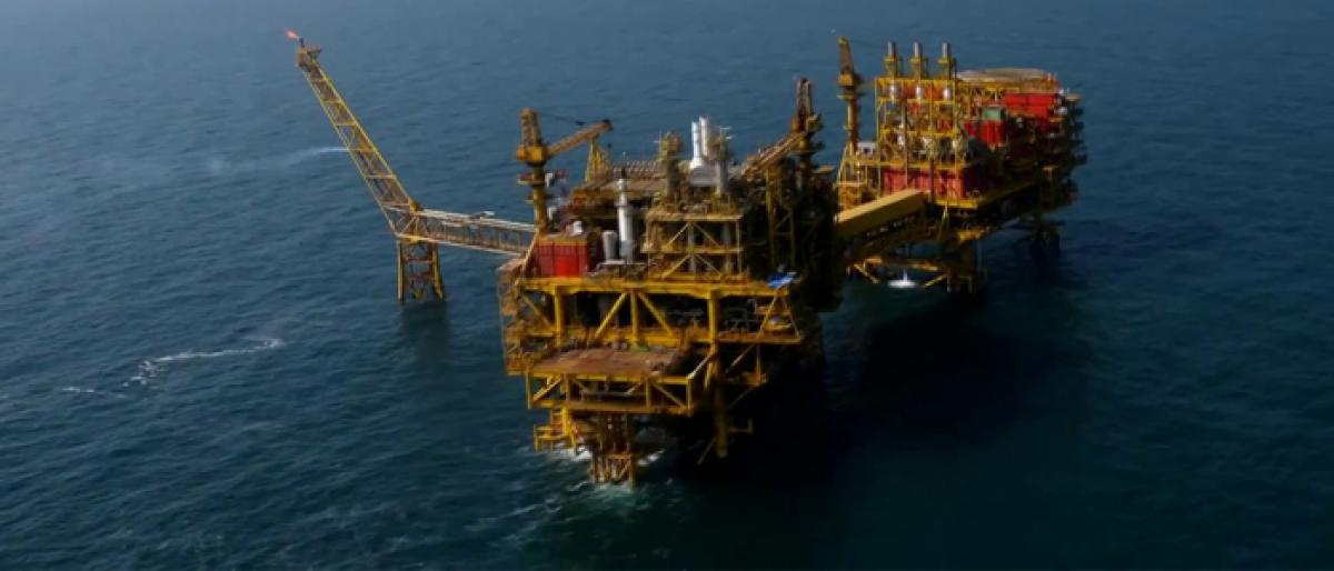 IIT-Madras-ONGC to develop software for monitoring offshore platforms