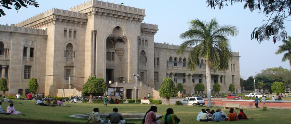 OU notifies new schedule for re-conduct of exams
