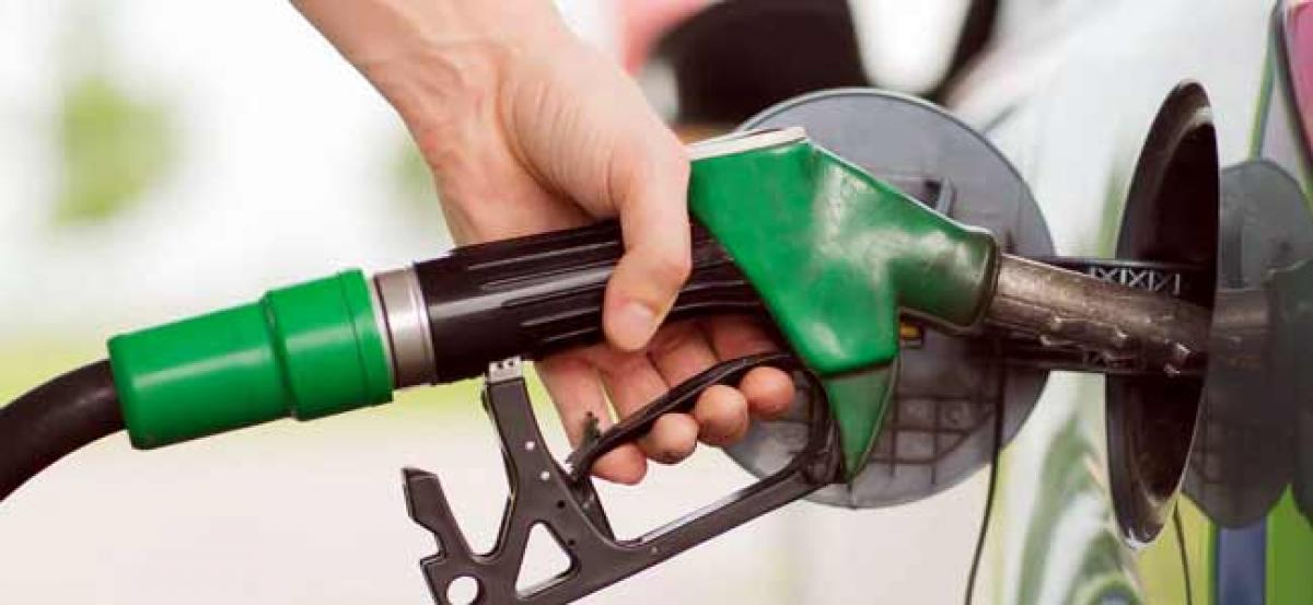 Petrol, diesel continue upward march