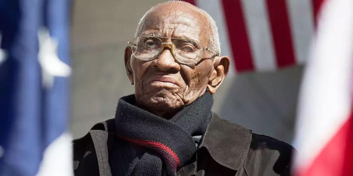 Oldest man in US, World War II veteran, dies at age 112: Report
