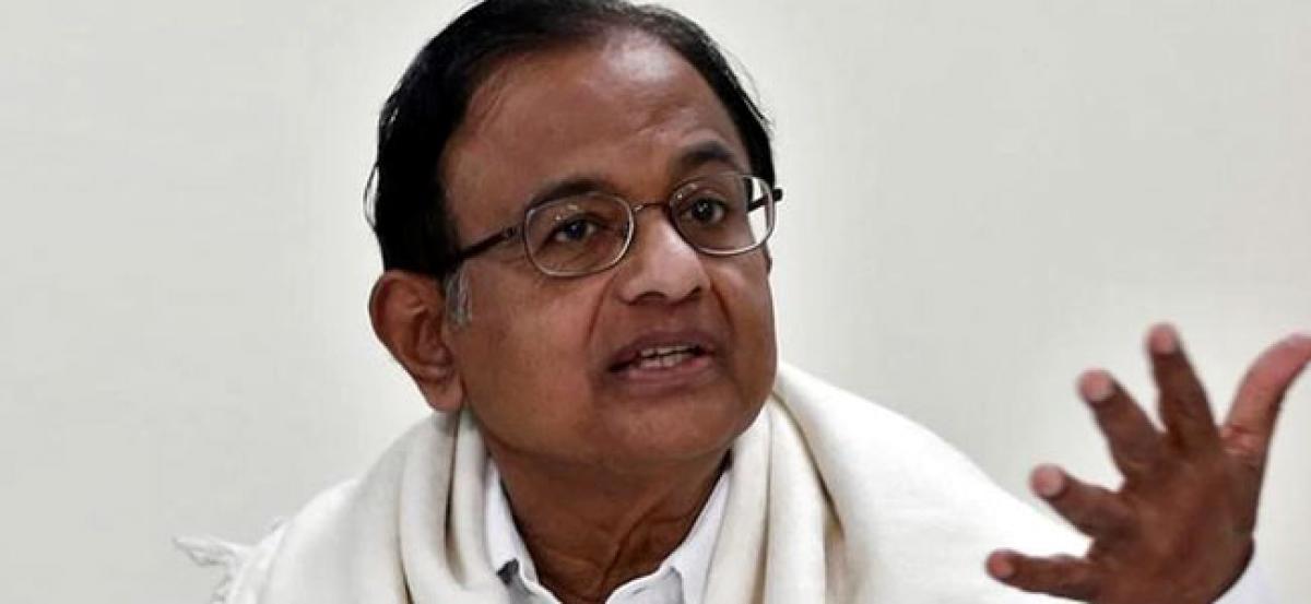INX Media case: Chidambaram gets interim protection from arrest till August 1