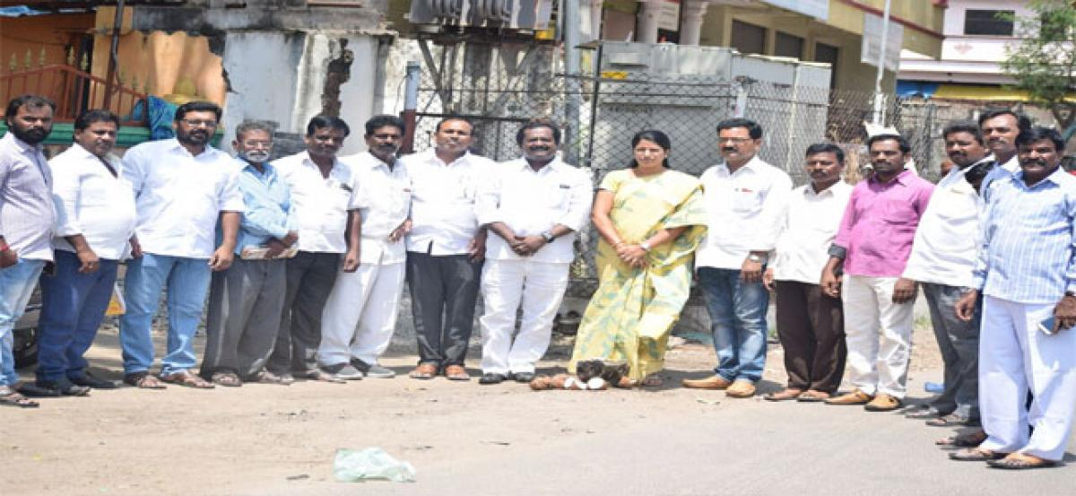 Officials instructed to maintain quality in civic works