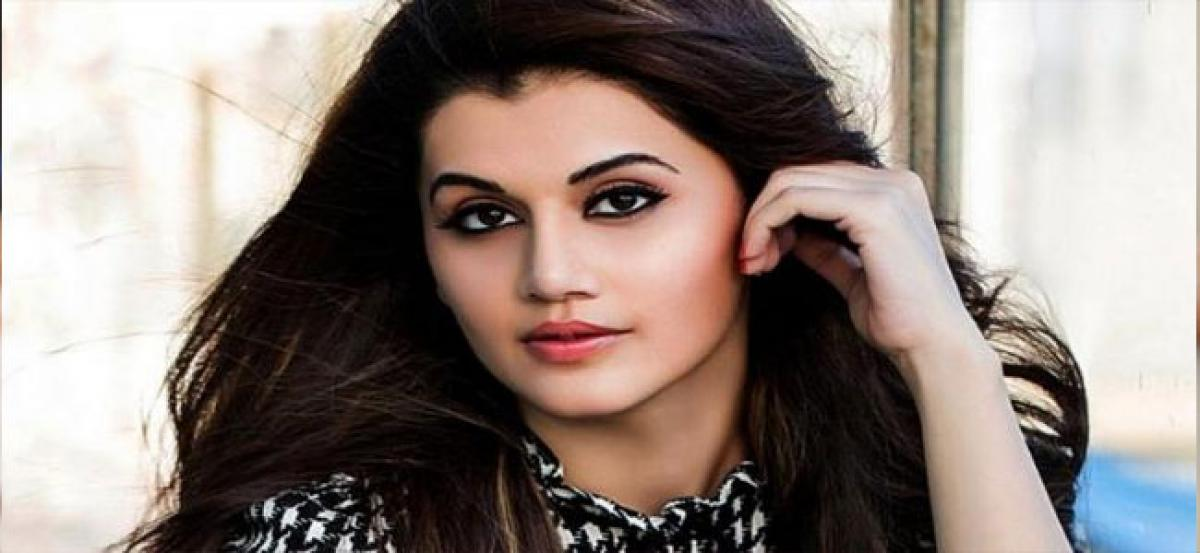 Taapsee Pannu had a roller-coaster ride