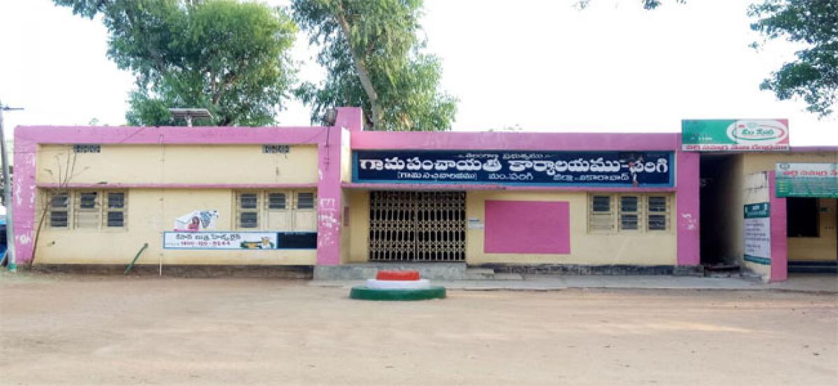 Hyderabad High Court applies brakes on panchayat polls