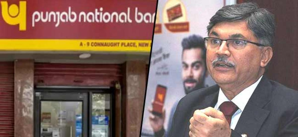 Amalgamation not on cards; focus on internal consolidation: PNB MD