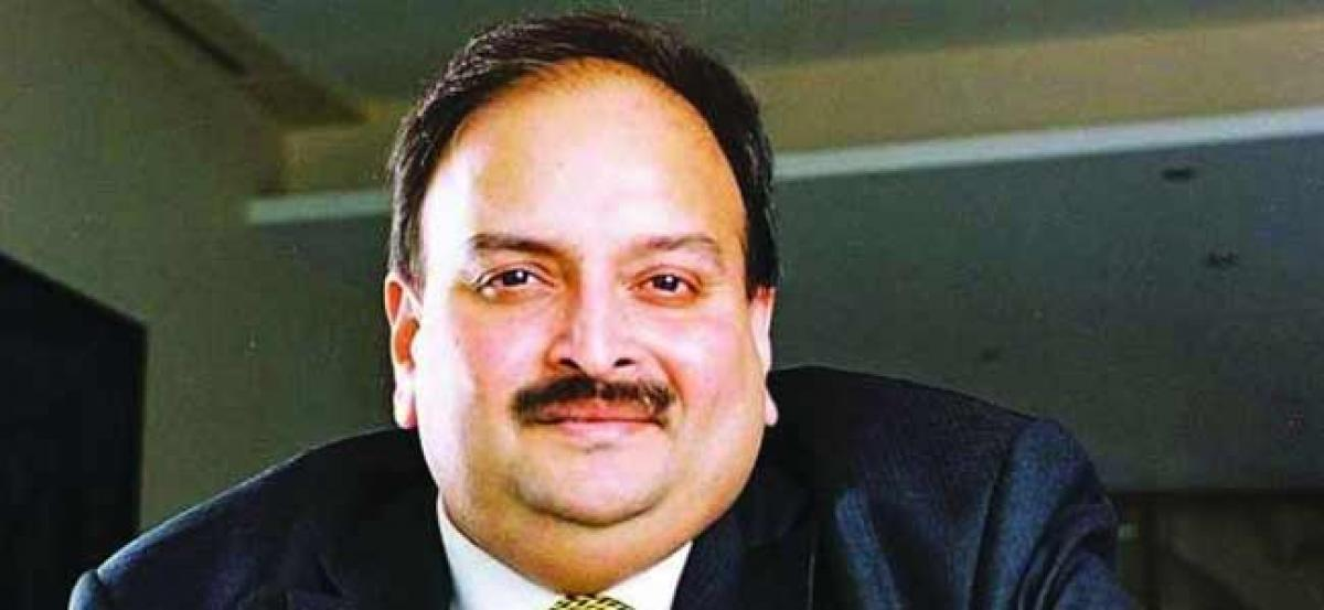 PNB fraud: ED seizes assets worth Rs 218 cr of Mehul Choksi, other accused