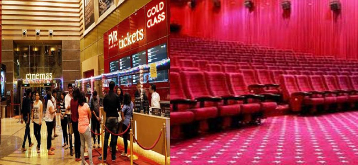 Multiplexes, Cinema Theatres warned against selling goods at above MRP