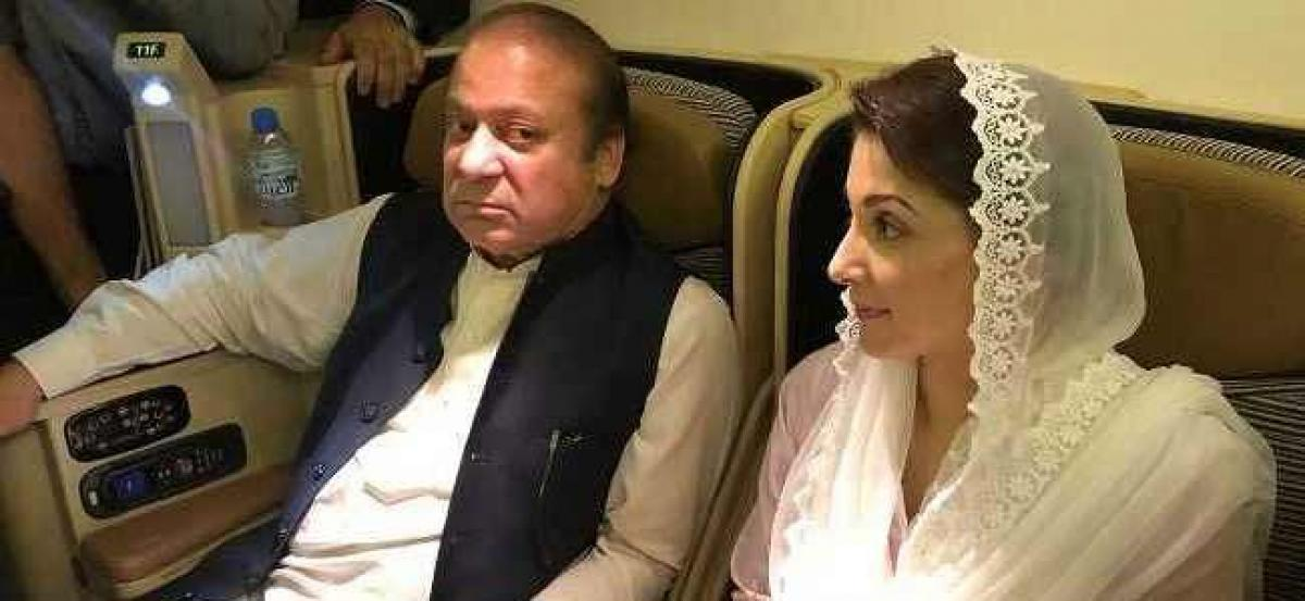 Pak court orders release of Nawaz Sharif, daughter; suspends jail term