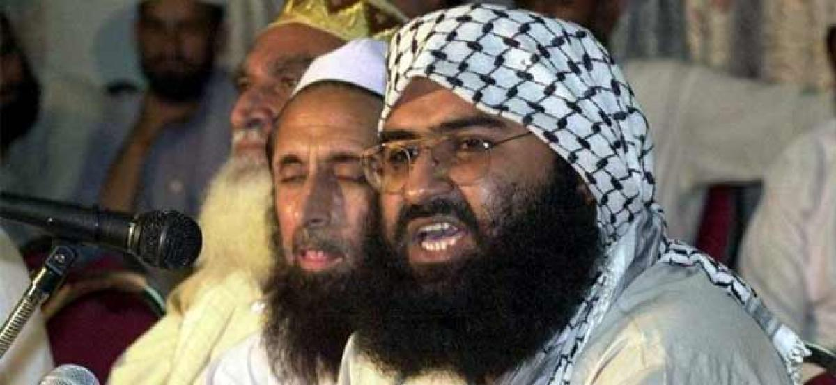 China still elusive on backing Indias request on listing JeM chief Masood Azhar as global terrorist