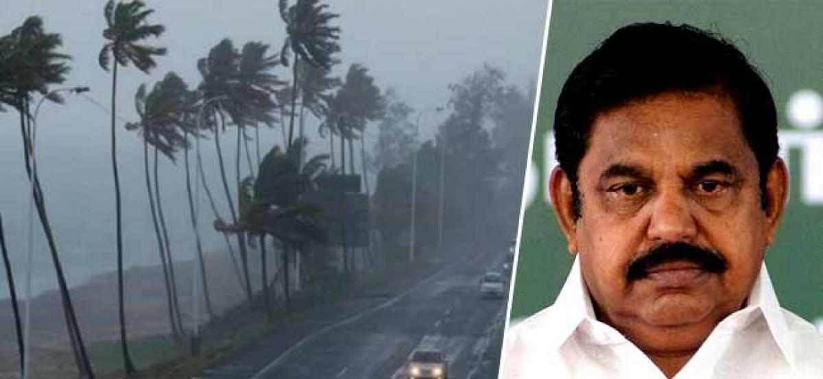 Cyclone Gaja claims 11 lives in TN, says CM