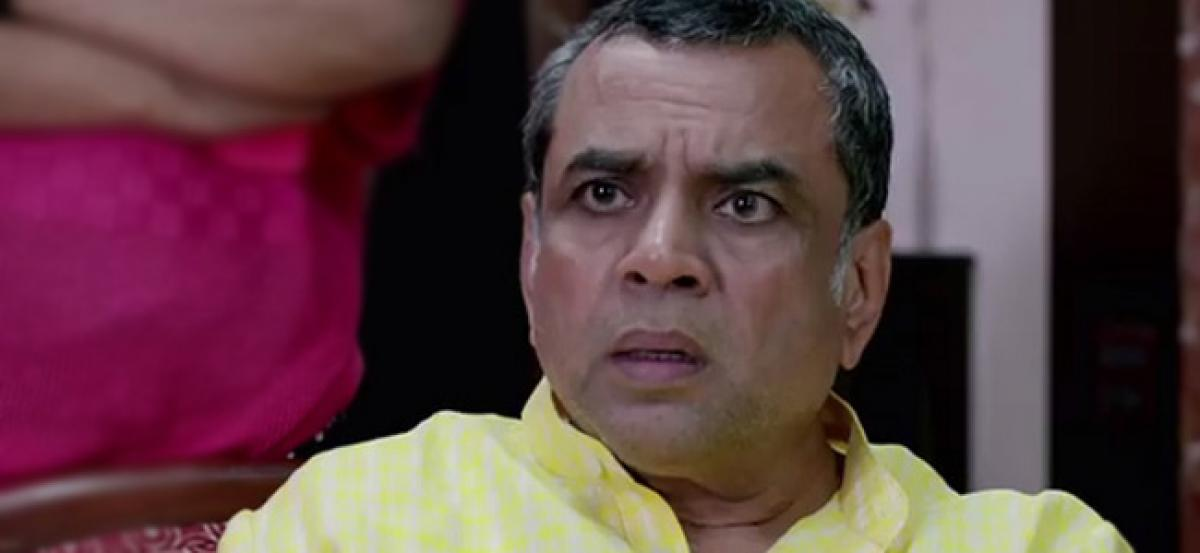 Paresh Rawal enjoys working with new crop of writers, directors