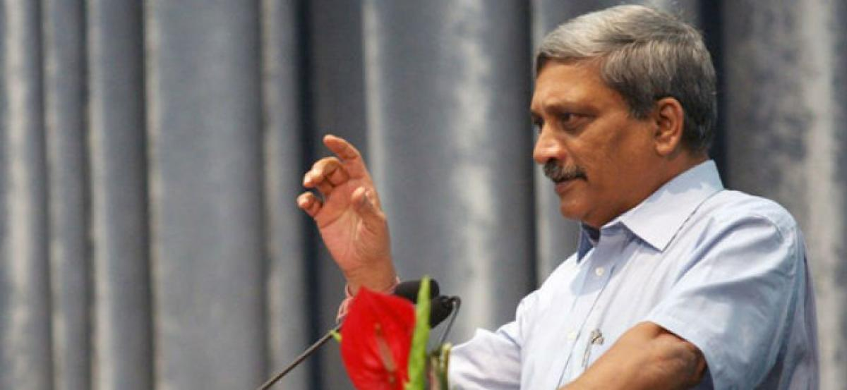 Google mapping to be used to solve desecration cases: Parrikar
