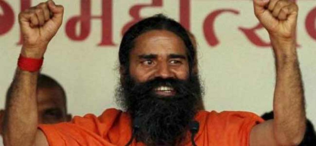 Patanjali enters branded apparel space, aims Rs 1,000 cr business in FY20