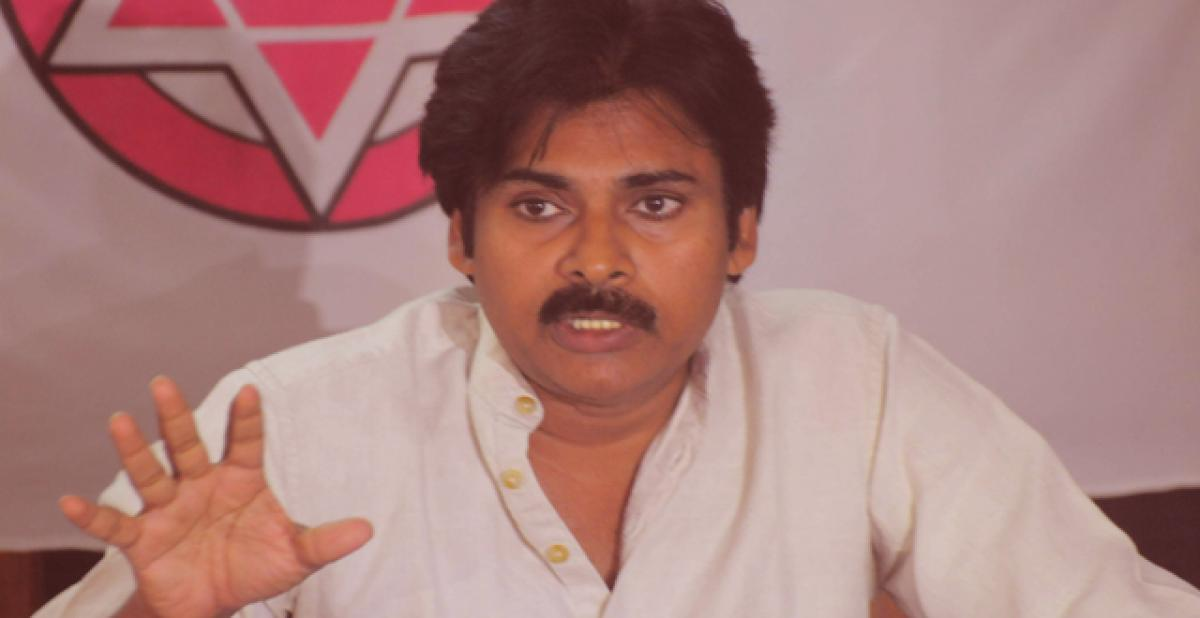 Pawan Does Not Know Alphabets Of Politics!
