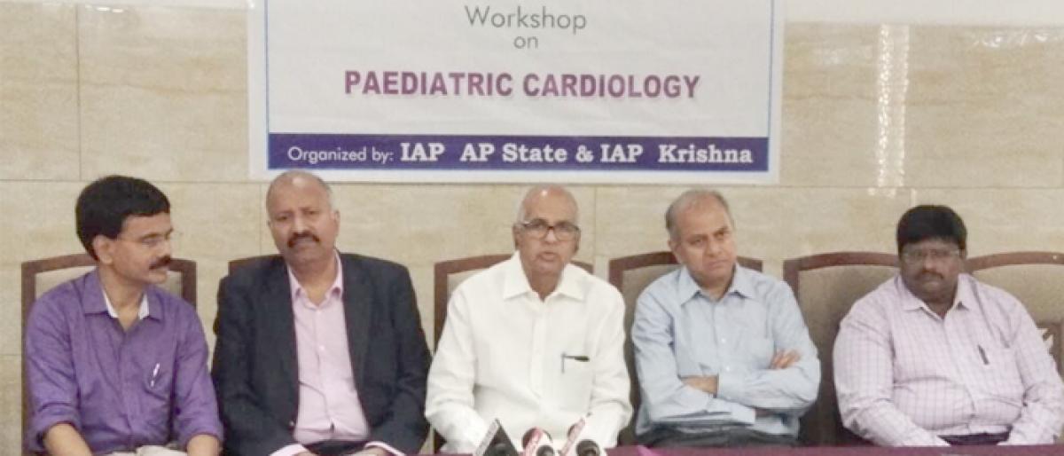 Pedicon conference from today in Vijayawada