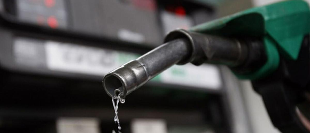 Centre rules out tax cut on petrol, diesel
