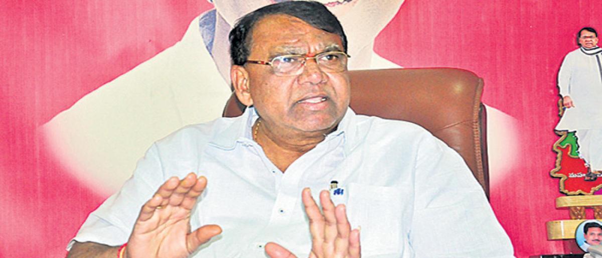 Only TRS can accomplish Telangana sentiment, says Pocharam