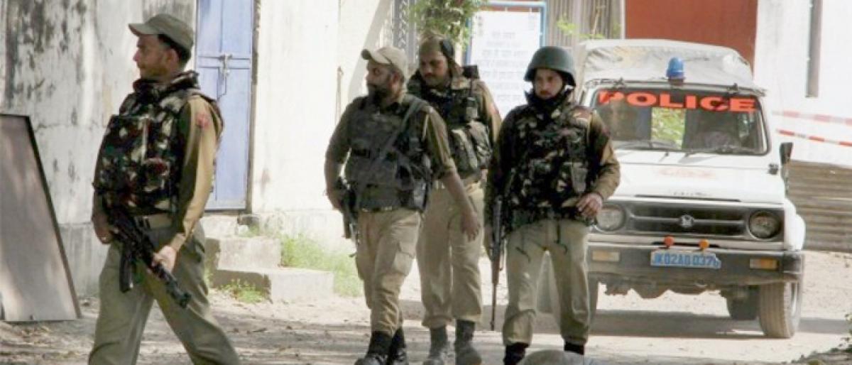 Gunmen abduct youth in J&K