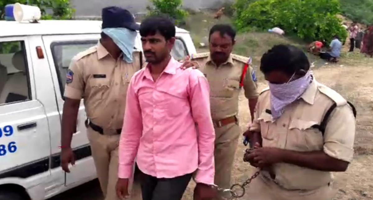 Cops crack missing woman's case, nab killer husband