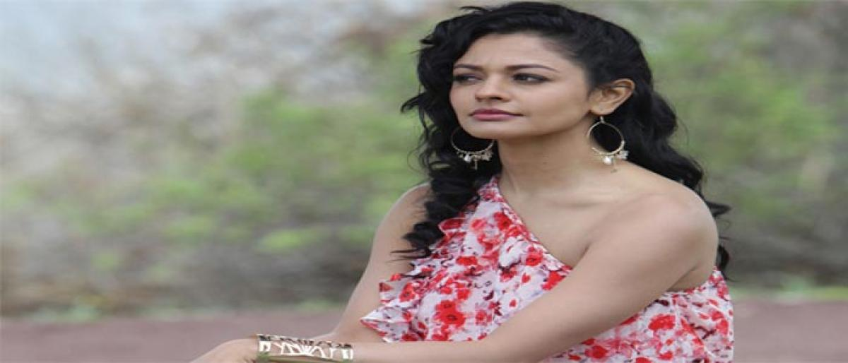 Pooja terms her next a novel film