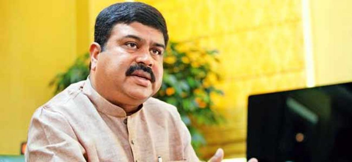 Govt taking steps to ease crude oil import cost: Pradhan