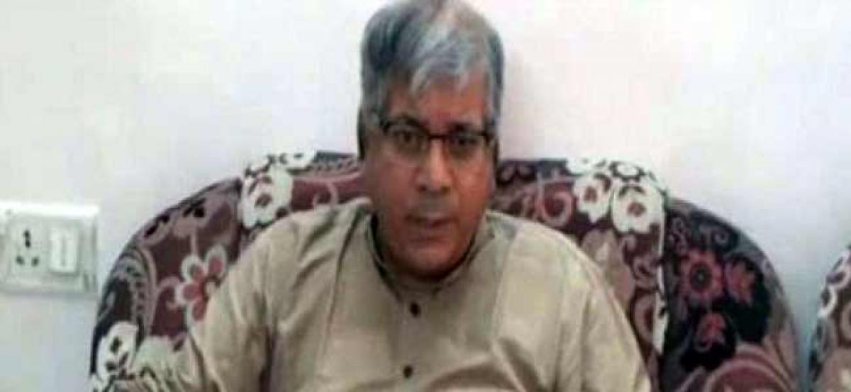 Those who sing Vande Mataram are anti-India: Prakash Ambedkar