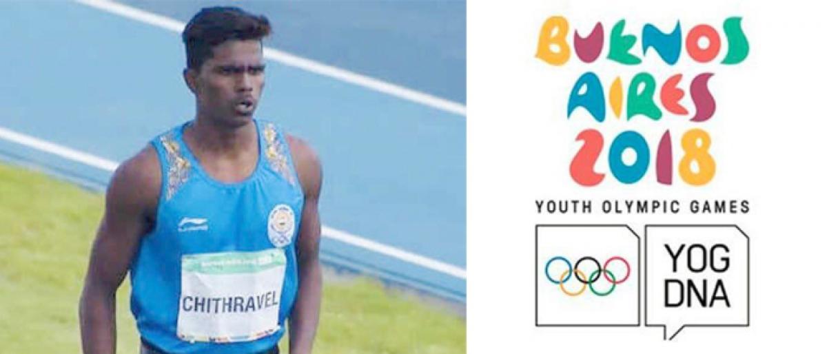 TN farm labourer's son wins bronze in triple jump in Youth Olympics