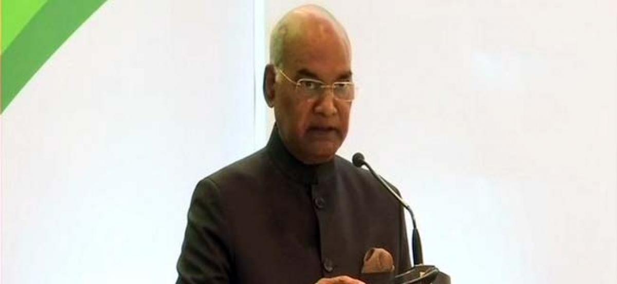 Scholarship building block of meaningful international relation: President Kovind