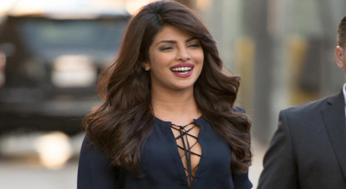 Want to see more foreign film representation  at Oscars: Priyanka