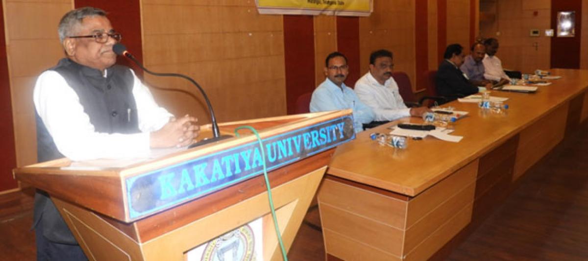 Kakatiya University gears up for sports meet