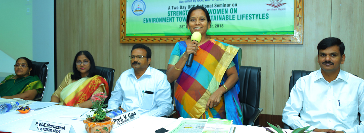 Women role vital in protection of environment