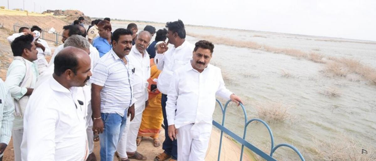 Bhairavanitippa project to become reality