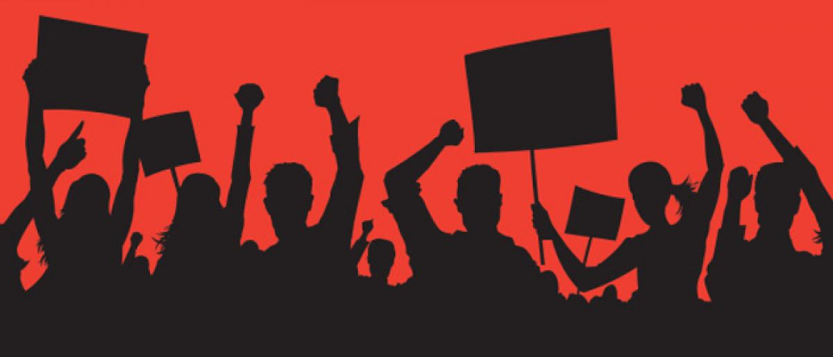 Contract lecturers plan week-long protest