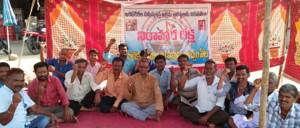AKPS demands release of arrested members