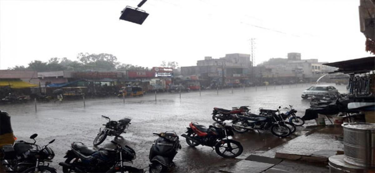 Heavy rain likely on June 26 at isolated places