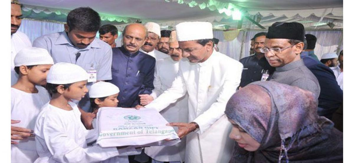 Govt to distribute 2 lakh Ramzan gifts to poor Muslims